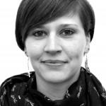 Natasja Reslow profile picture black white