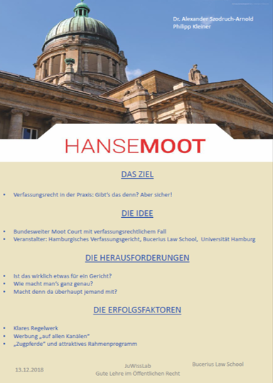 Poster Hansemoot